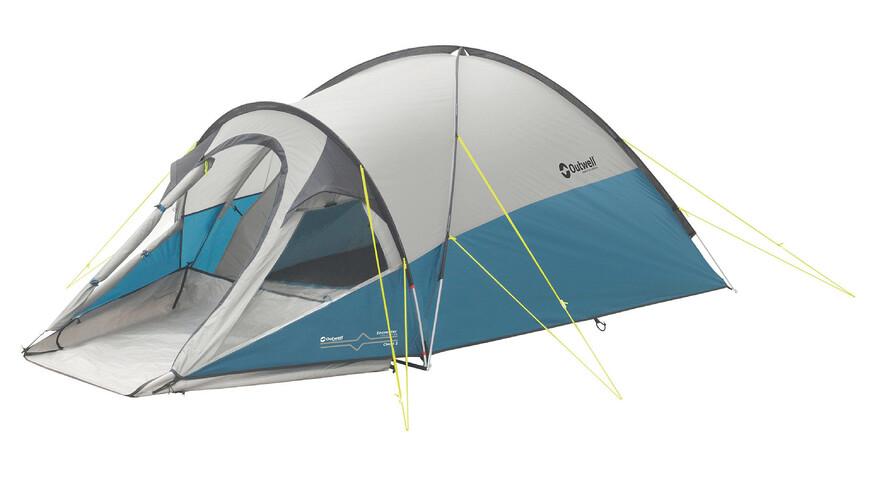 Outwell Cloud 2 teltta , harmaa/sininen